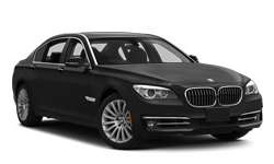 BMW 750 Extended Series