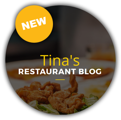 Tina's restaurant blog