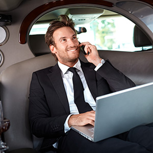LA private car service